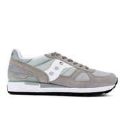 Saucony Men's Shadow Original Trainers - Grey/White