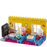 Peppa Pig Construction: Schoolhouse Set
