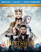 The Huntsman: Winter's War 3D (Includes UltraViolet Copy)