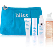 bliss Triple Oxygen Ready, Set, Glow Set (Worth £41.00)
