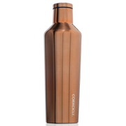 Corkcicle Canteen Triple Insulated Flask 16 oz - Brushed Copper