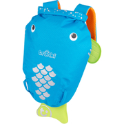 Trunki PaddlePak Tang the Tropical Fish Backpack - Medium - Blue