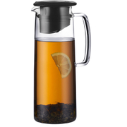 Bodum Biasca Ice Tea Jug - Clear/Black