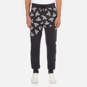 Vivienne Westwood Anglomania Men's Time Machine Joggers - Black Heather
