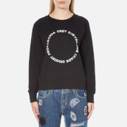 OBEY Clothing Women's Voucher Sweatshirt - Black