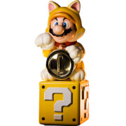 Cat Mario Figurine