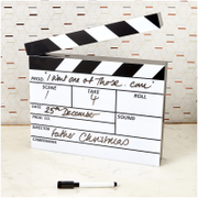 Clapperboard Lightbox