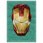 In Pieces' - Iron Man inspired Artwork Print - 14 x 11 Inches