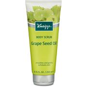 Exfoliante y reafirmante corporal de semilla de uva de Kneipp (200 ml)