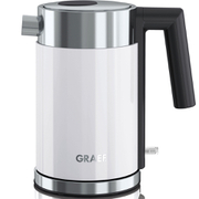 Graef WK401.UK Compact 1L Kettle - White