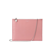 Aspinal of London Women's Soho Pouch - Dusky Pink/Rose Dust