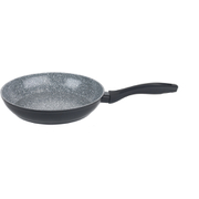Russell Hobbs Stone Collection 24cm Frying Pan Black