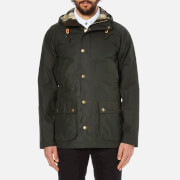 Barbour Heritage Men's Hooded Bedale Jacket - Sage