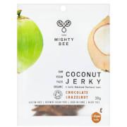 Mighty Bee Organic Coconut Jerky - Chocolate Hazelnut