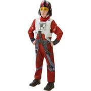 Star Wars Boys' Deluxe X-Wing Fighter Fancy Dress