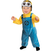 Minions Boys' Fancy Dress