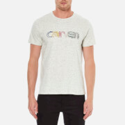 Carven Men's Printed T-Shirt - Ecru