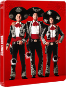 Three Amigos - Zavvi Exclusive Limited Edition Steelbook (UK EDITION)