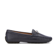 Lauren Ralph Lauren Women's Carley Leather Loafers - Modern Navy