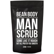Bean Body Coffee Bean Scrub 220g - Man Scrub