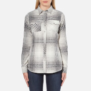 Barbour International Women's Turini Shirt - Black Check