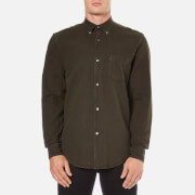 Our Legacy Men's 1950's Oxford Shirt - Olive