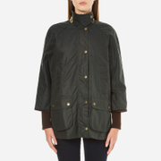 Barbour Heritage Women's Rain Bedale Jacket - Sage