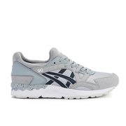 Asics Men's Gel-Lyte V Trainers - Light Grey/Indian Ink
