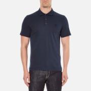Versace Collection Men's Polo Shirt - Blue