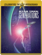 Star Trek 7 - Treffen der Generationen - Limited Edition 50. Jubiläums Edition Steelbook