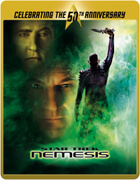 Star Trek 10 - Nemesis - Limited Edition 50. Jubiläums Steelbook