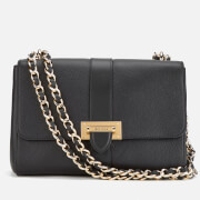 Aspinal of London Women's Large Lottie Bag - Black