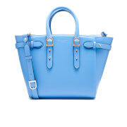 Aspinal of London Women's Marylebone Medium Tote Bag - Forget Me Not