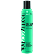 Sexy Hair Healthy Soya Want Full Hair Firm Hold Hairspray 300ml
