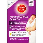 Seven Seas Pregnancy Plus Vitamins - 28 Tablets
