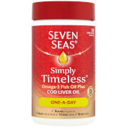 Seven Seas Cod Liver Oil One-A-Day - 120 Capsules