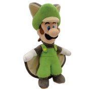 Luigi Squirrel Soft Toy