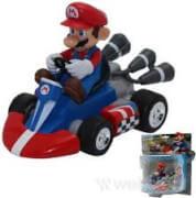 Nintendo 12cm Mario Kart Pull-back Racer