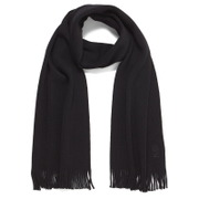 BOSS Green C-Albas Scarf - Black