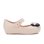 Mini Melissa Toddlers' Ultragirl Minnie Mouse 16 Ballet Flats - Pink