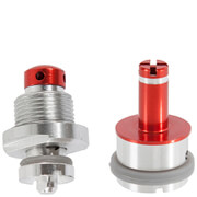 Morphy Richards MS2005 Safety Valve Red 3x2cm