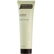 AHAVA Mineral Foot Cream - 50 Percent More (Worth $35.00)