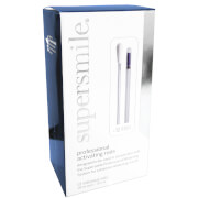 Supersmile Professional Activating Rods 12 Pack (Worth $45)