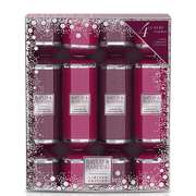 Baylis & Harding Mosaic Midnight Fig & Pomegranate 4 Cracker Set