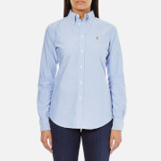 Polo Ralph Lauren Women's Harper Shirt - Blue
