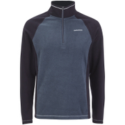 Craghoppers Men's Union Half Zip Fleece - Storm Navy Marl