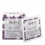 OPI Wipe Off Acetone-Free Wipes 10pk