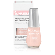 Barielle Protect Plus Color Nail Strengthener - Light Pink