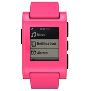 Pebble Classic Smartwatch - Pink