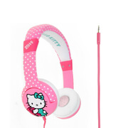 Casque Audio pour Enfant -Hello Kitty Pois